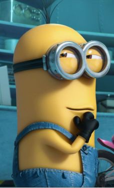 thinking minon