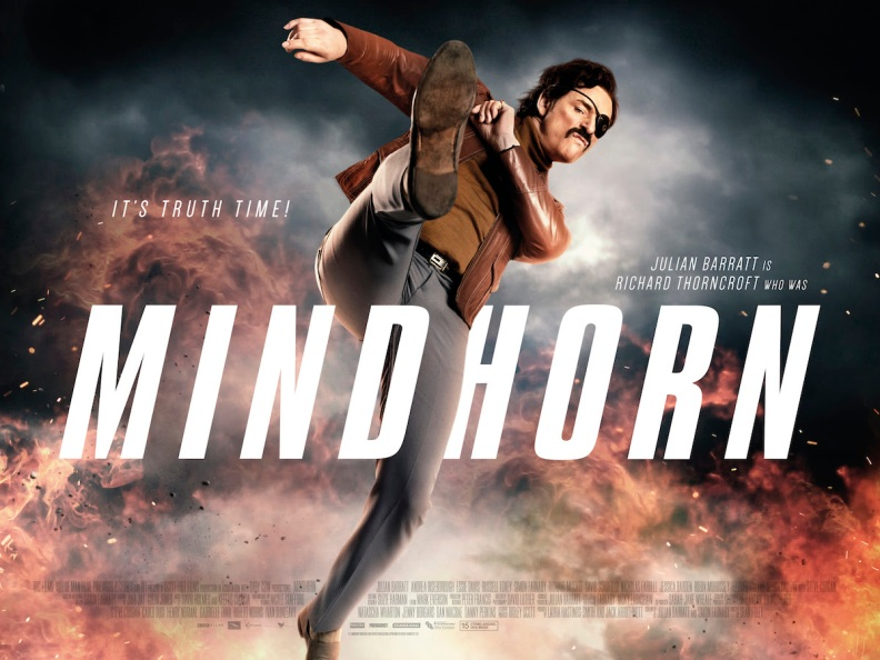 Mindhorn-Poster