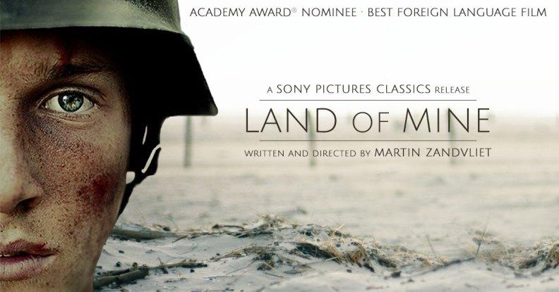 land of mine banner