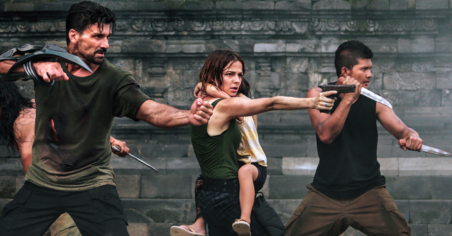 Review: Beyond Skyline (2017) – The Empire Strikes Back Of