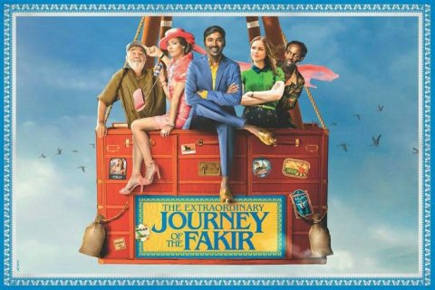 journey of the fakir
