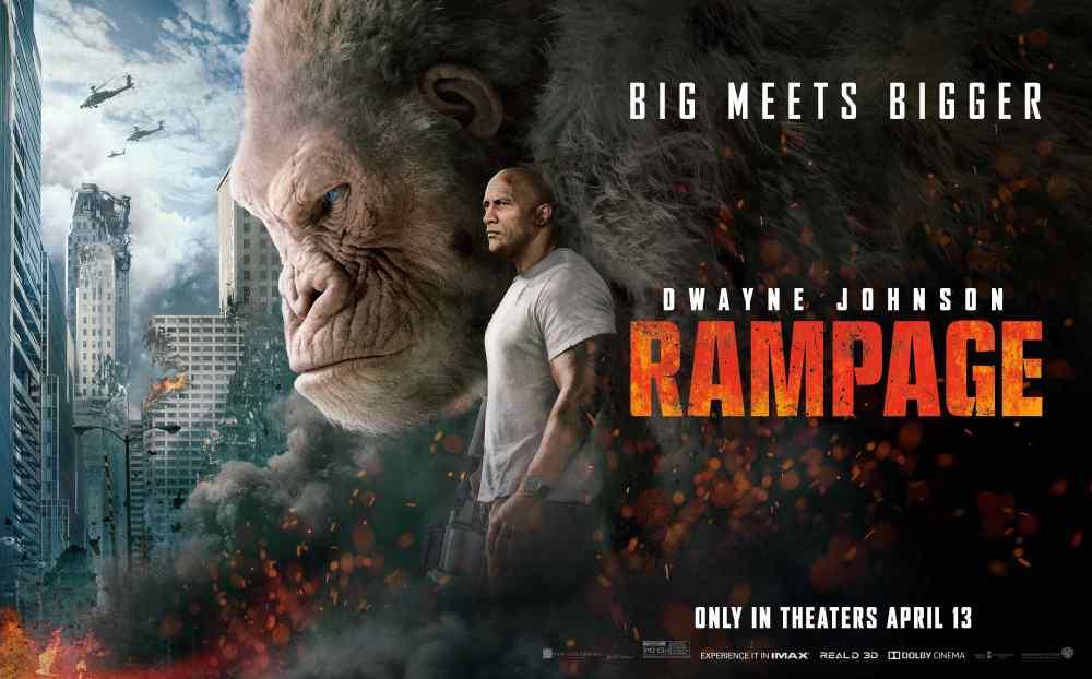 rampage banner – Circle of Cinema