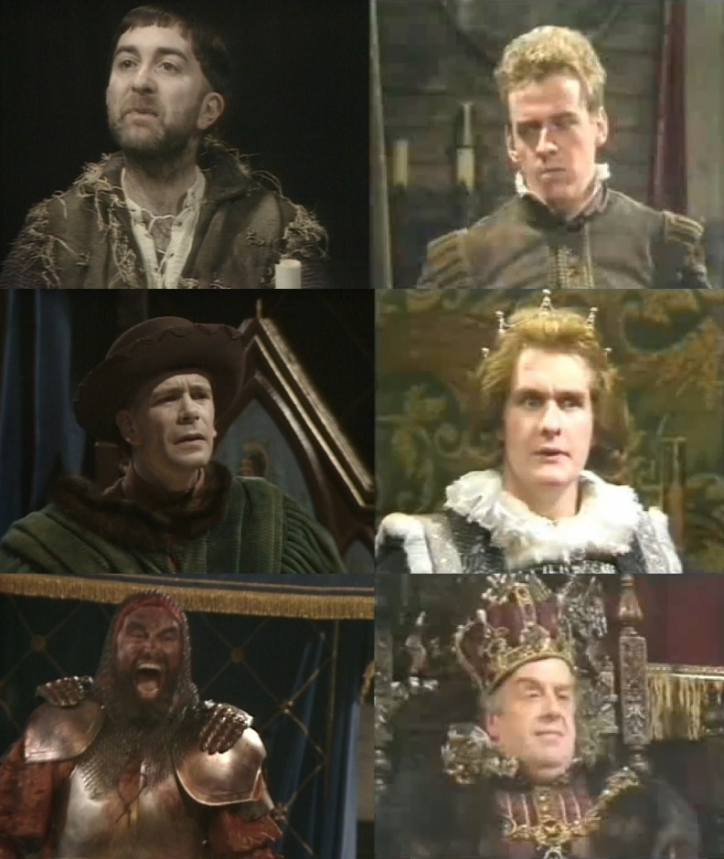 blackadder trio