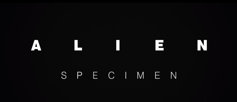 Alien specimen